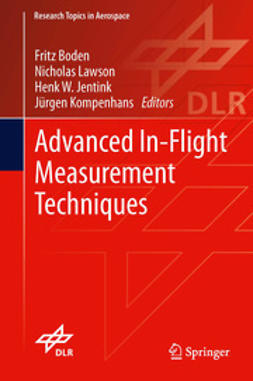 Boden, Fritz - Advanced In-Flight Measurement Techniques, ebook