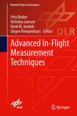 Boden, Fritz - Advanced In-Flight Measurement Techniques, ebook