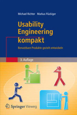 Richter, Michael - Usability Engineering kompakt, ebook
