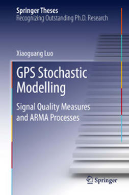 Luo, Xiaoguang - GPS Stochastic Modelling, ebook