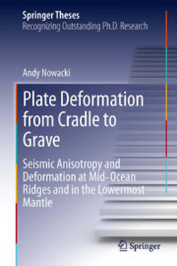 Nowacki, Andy - Plate Deformation from Cradle to Grave, ebook