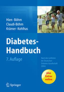 Böhm, Bernhard - Diabetes-Handbuch, ebook