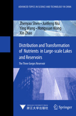 Shen, Zhenyao - Distribution and Transformation of Nutrients and Eutrophication in Large-scale Lakes and Reservoirs, ebook