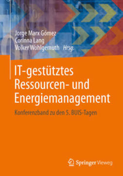 Gómez, Jorge Marx - IT-gestütztes Ressourcen- und Energiemanagement, ebook