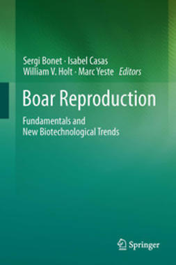 Bonet, Sergi - Boar Reproduction, ebook
