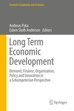 Pyka, Andreas - Long Term Economic Development, e-kirja