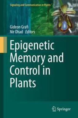 Grafi, Gideon - Epigenetic Memory and Control in Plants, ebook