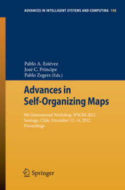Estévez, Pablo A. - Advances in Self-Organizing Maps, ebook