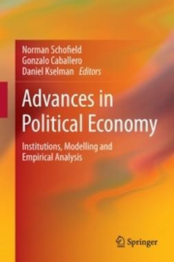 Schofield, Norman - Advances in Political Economy, ebook