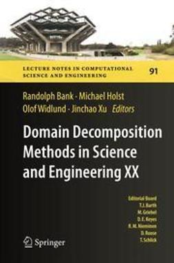 Bank, Randolph - Domain Decomposition Methods in Science and Engineering XX, ebook