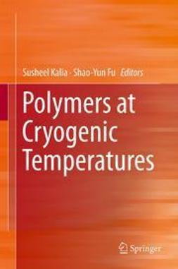 Kalia, Susheel - Polymers at Cryogenic Temperatures, e-kirja