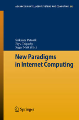 Patnaik, Srikanta - New Paradigms in Internet Computing, e-kirja