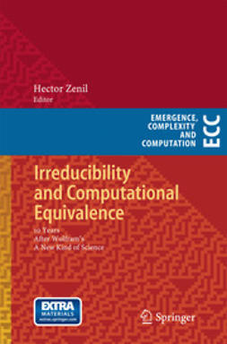 Zenil, Hector - Irreducibility and Computational Equivalence, ebook