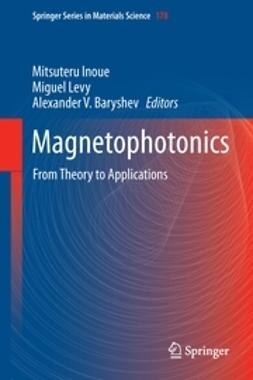 Inoue, Mitsuteru - Magnetophotonics, ebook