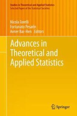 Torelli, Nicola - Advances in Theoretical and Applied Statistics, e-bok
