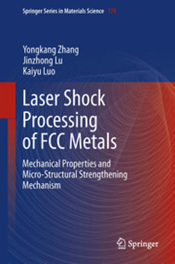 Zhang, Yongkang - Laser Shock Processing of FCC Metals, ebook