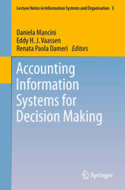 Mancini, Daniela - Accounting Information Systems for Decision Making, ebook