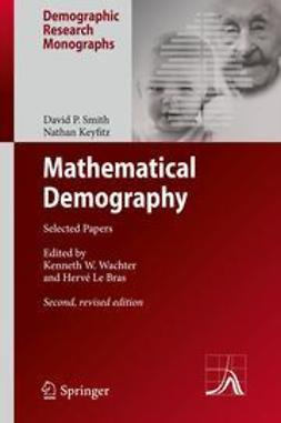 W., Wachter Kenneth - Mathematical Demography, e-bok