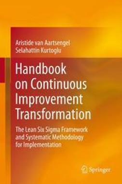 Aartsengel, Aristide van - Handbook on Continuous Improvement Transformation, e-bok