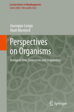 Longo, Giuseppe - Perspectives on Organisms, e-bok