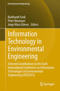 Funk, Burkhardt - Information Technology in Environmental Engineering, ebook