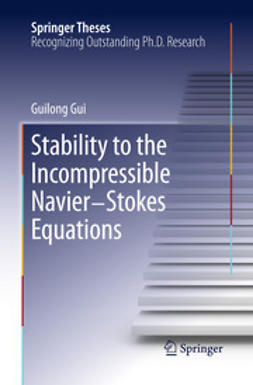 Gui, Guilong - Stability to the Incompressible Navier-Stokes Equations, ebook