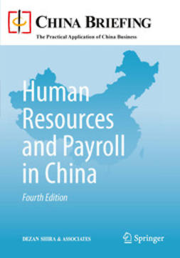 Devonshire-Ellis, Chris - Human Resources and Payroll in China, ebook