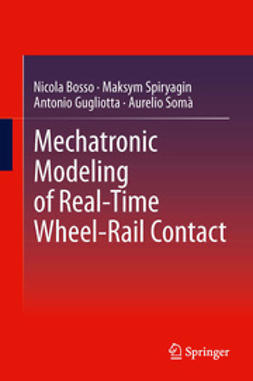 Bosso, Nicola - Mechatronic Modeling of Real-Time Wheel-Rail Contact, ebook