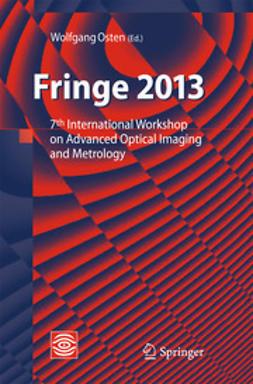 Osten, Wolfgang - Fringe 2013, ebook