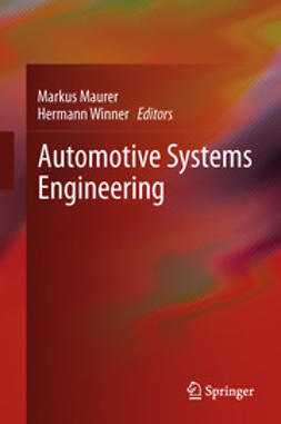 Maurer, Markus - Automotive Systems Engineering, ebook
