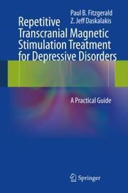 Fitzgerald, Paul B - Repetitive Transcranial Magnetic Stimulation Treatment for Depressive Disorders, ebook