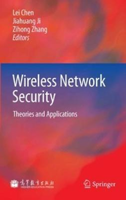 Chen, Lei - Wireless Network Security, ebook