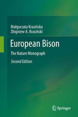 Krasińska, Małgorzata - European Bison, e-bok