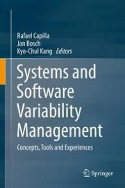 Capilla, Rafael - Systems and Software Variability Management, ebook
