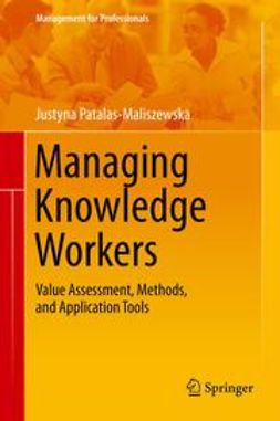 Patalas-Maliszewska, Justyna - Managing Knowledge Workers, ebook