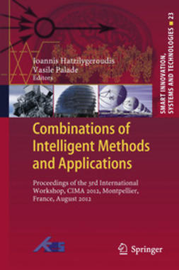 Hatzilygeroudis, Ioannis - Combinations of Intelligent Methods and Applications, e-bok