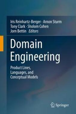 Reinhartz-Berger, Iris - Domain Engineering, ebook