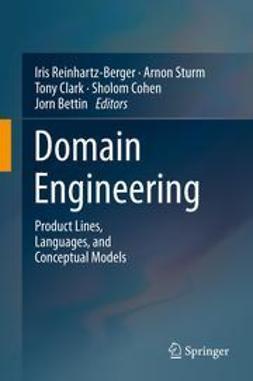 Reinhartz-Berger, Iris - Domain Engineering, e-bok
