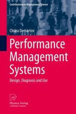 Demartini, Chiara - Performance Management Systems, e-bok