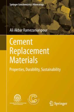 Ramezanianpour, Ali Akbar - Cement Replacement Materials, ebook