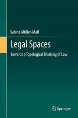 Müller-Mall, Sabine - Legal Spaces, ebook