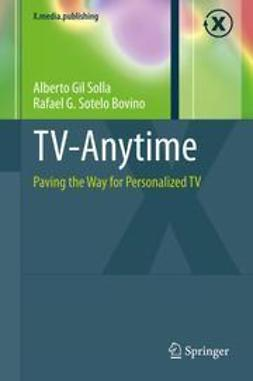 Solla, Alberto Gil - TV-Anytime, ebook