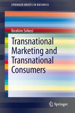 Sirkeci, Ibrahim - Transnational Marketing and Transnational Consumers, ebook