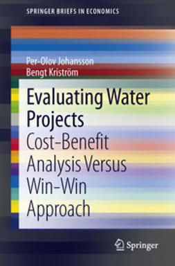 Johansson, Per-Olov - Evaluating Water Projects, ebook