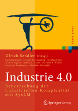 Sendler, Ulrich - Industrie 4.0, ebook