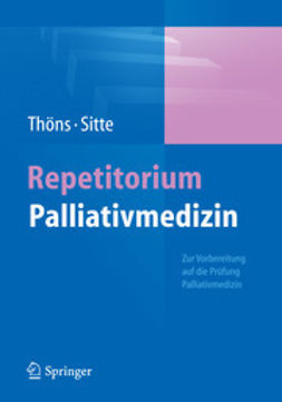 Thöns, Matthias - Repetitorium Palliativmedizin, ebook