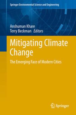 Khare, Anshuman - Mitigating Climate Change, e-bok