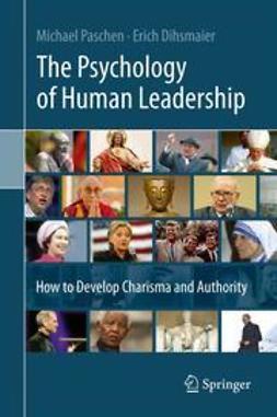 Paschen, Michael - The Psychology of Human Leadership, e-bok