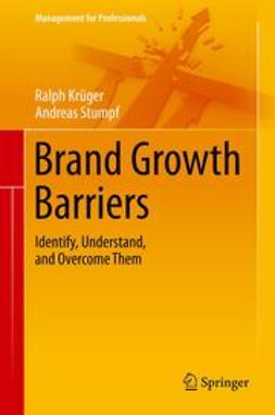 Krüger, Ralph - Brand Growth Barriers, ebook