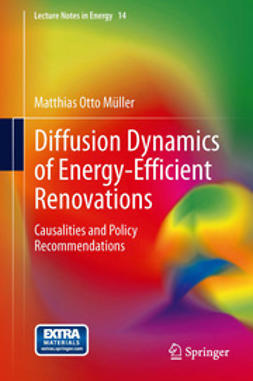 Müller, Matthias otto - Diffusion Dynamics of Energy-Efficient Renovations, e-bok